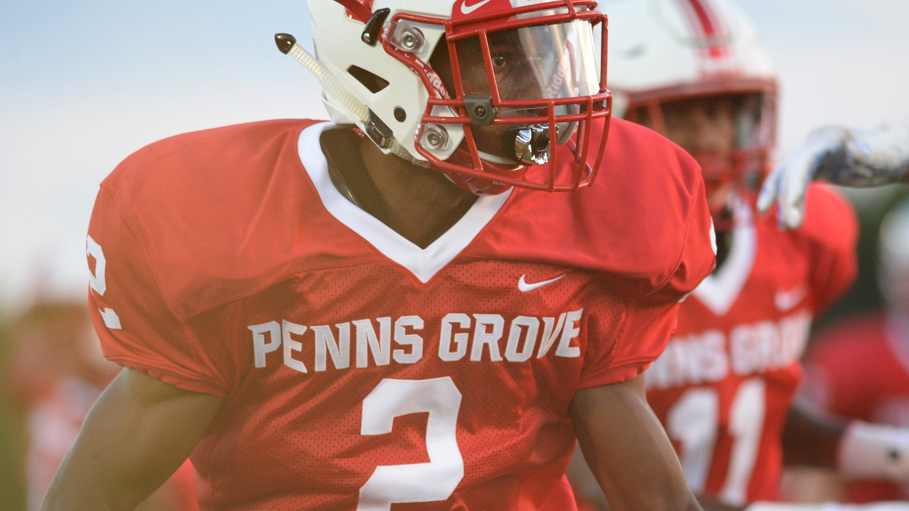 468f8a428 South Jersey Football  Penns Grove rolls Pennsville in first home night game