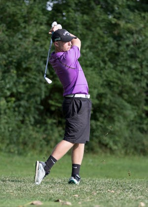 The Unioto Sherman golf team placed 11th out of 12 teams at the D-II state tournament Friday and Saturday.