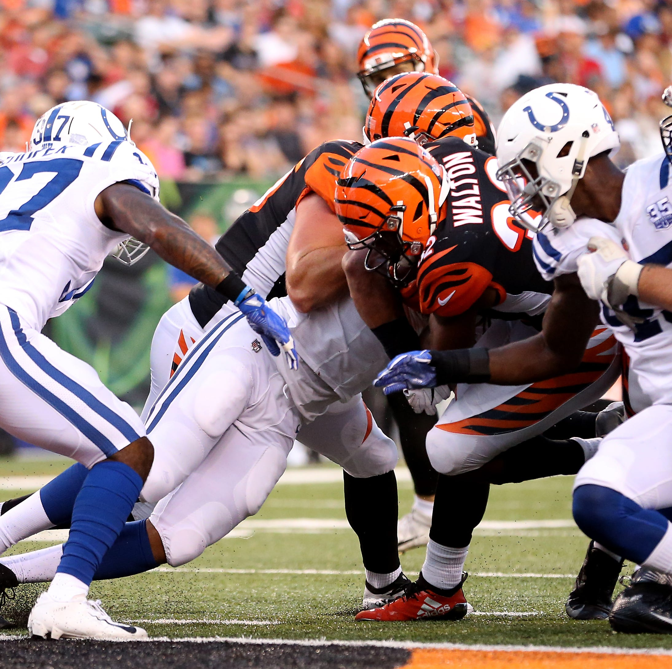 Everything you need to know: NFL Week 1 Cincinnati Bengals at Indianapolis Colts