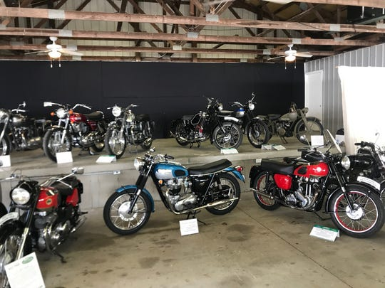 The 29th Annual Vintage Motorcycle Rally happens Sept. 8-9 at Boone County Fairgrounds