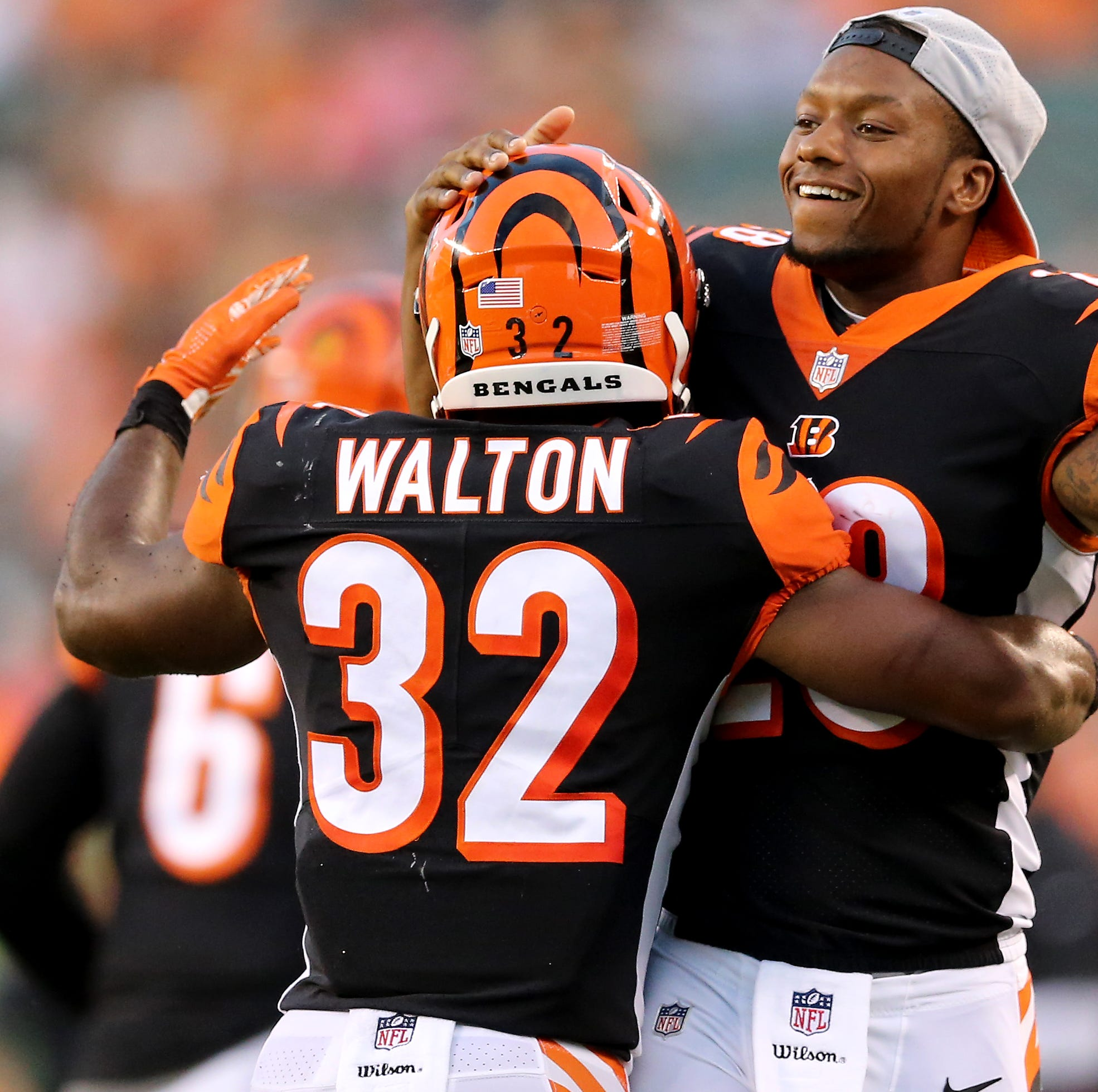 Live updates: Cincinnati Bengals lead Carolina Panthers 7-0