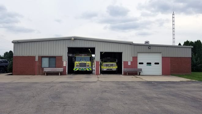 Liberty Township may relocate its Yankee Road fire station.