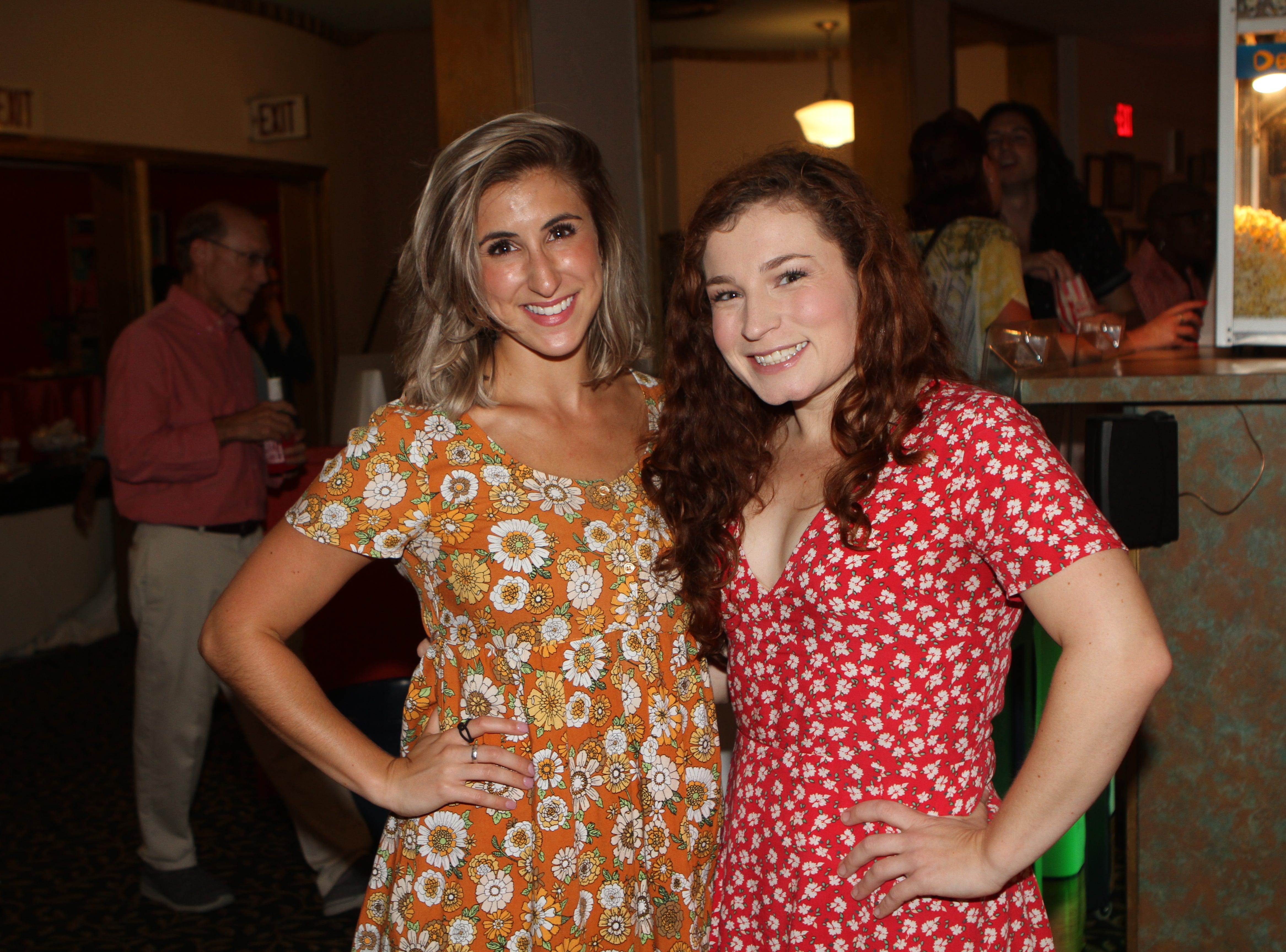"""Jessica Caracciolo and Kelly Letourneau will be performing in """"Hairspray"""" at the Roxy Regional Theatre."""