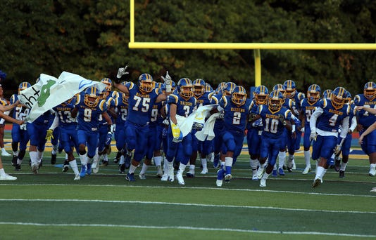 NJ football: North Brunswick overcomes Bailey injury to ...