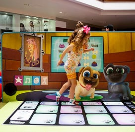 Disney Junior Play Zone coming to Menlo Park Mall in Edison