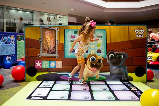 Disney Junior Play Zone will open Sept. 22 at Menlo Park Mall in Edison.