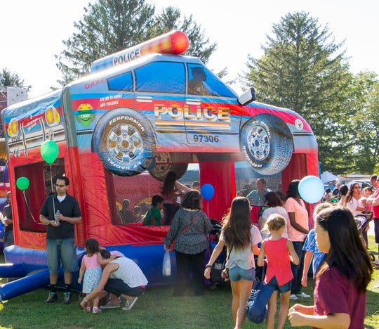 The 5th Annual Franklin Day Festival will be held on Saturday, Sept. 22, in Colonial Park on Elizabeth Avenue in the Somerset section of Franklin Township.