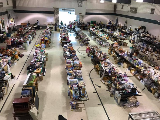 The Somerset County 4-H Association will hold its annual BIG (Build, Invest, Grow) Rummage Sale on Friday, Sept. 14, and Saturday, Sept. 15, at the Ted Blum 4-H Center, 310 Milltown Road, Bridgewater.