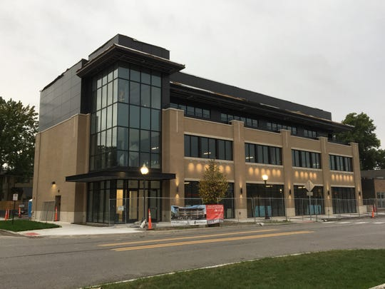 Kinetic Creations expects to move into its new building in Royal Oak by Oct. 1.