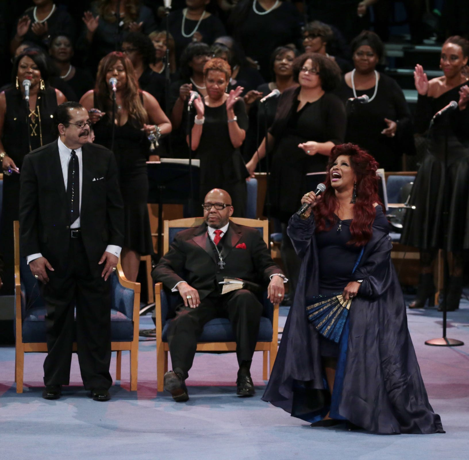Aretha Franklin funeral: What got people talking