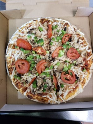 Carmoni's Pizza is set to open a location in Clawson. Its vegan pizza is among its most popular.