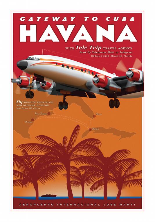 Hav Havana Poster