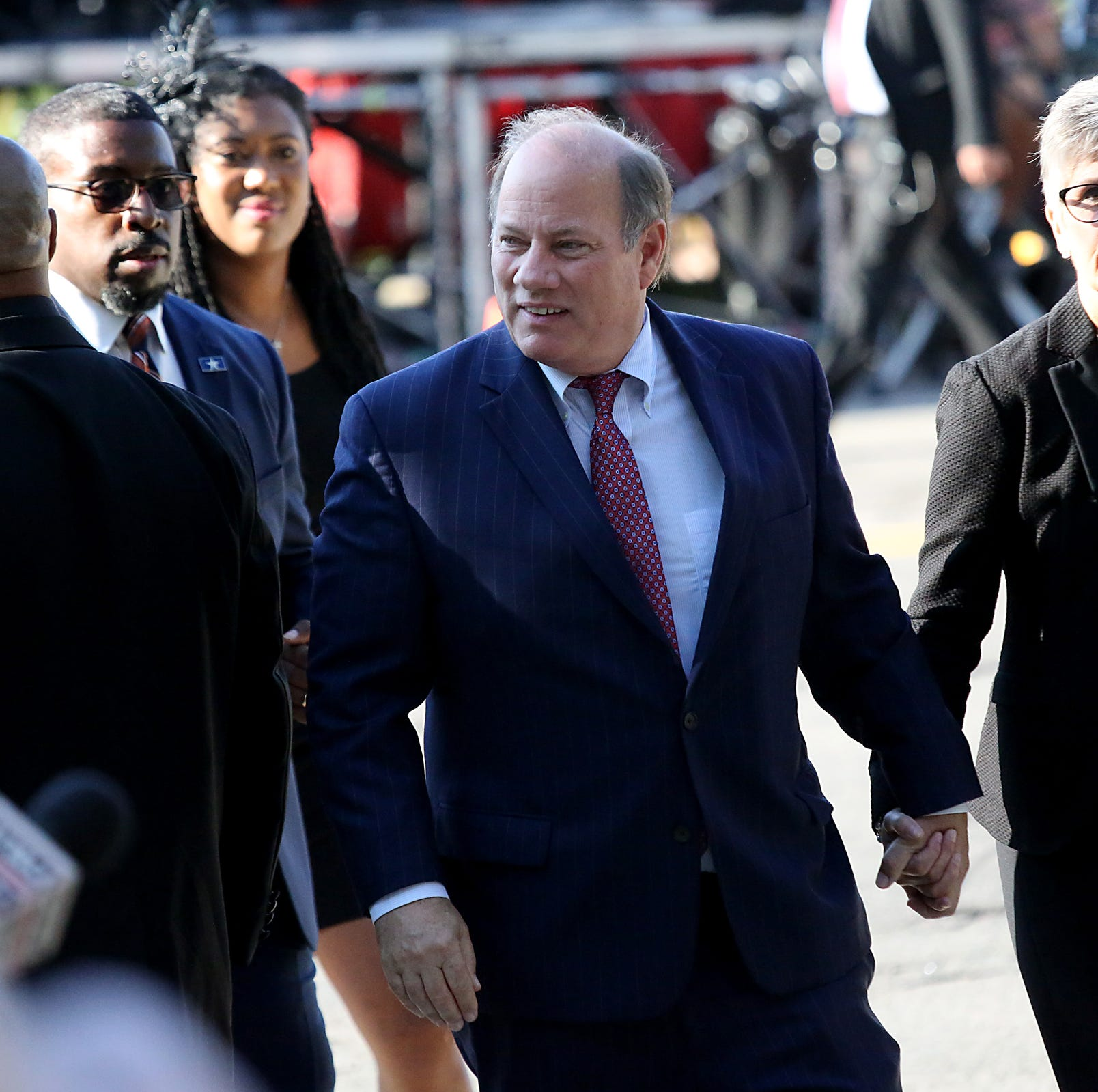 Detroit Mayor Mike Duggan's wife Mary Loretto Maher files for divorce