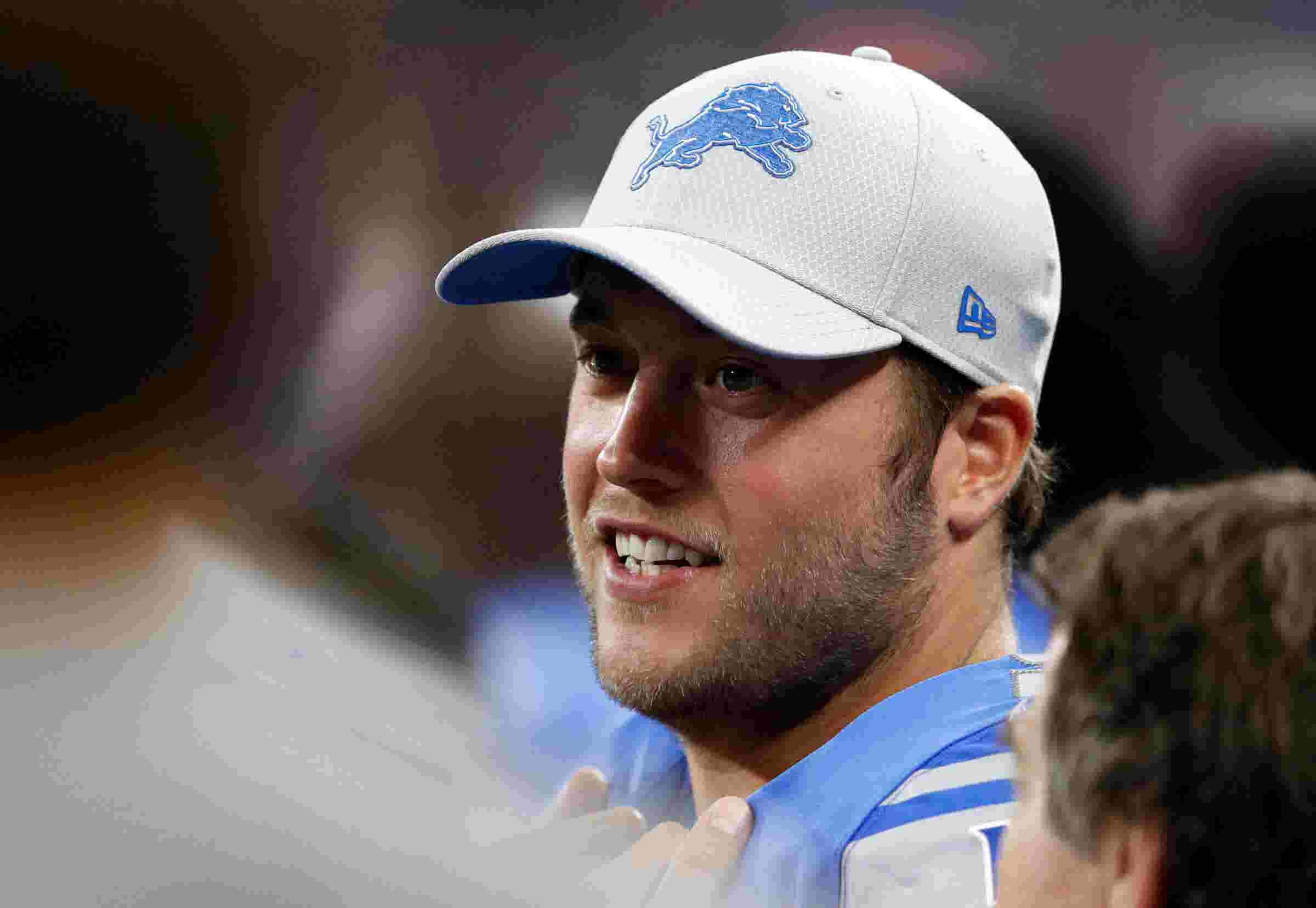Looking back at Matthew Stafford's time in Detroit