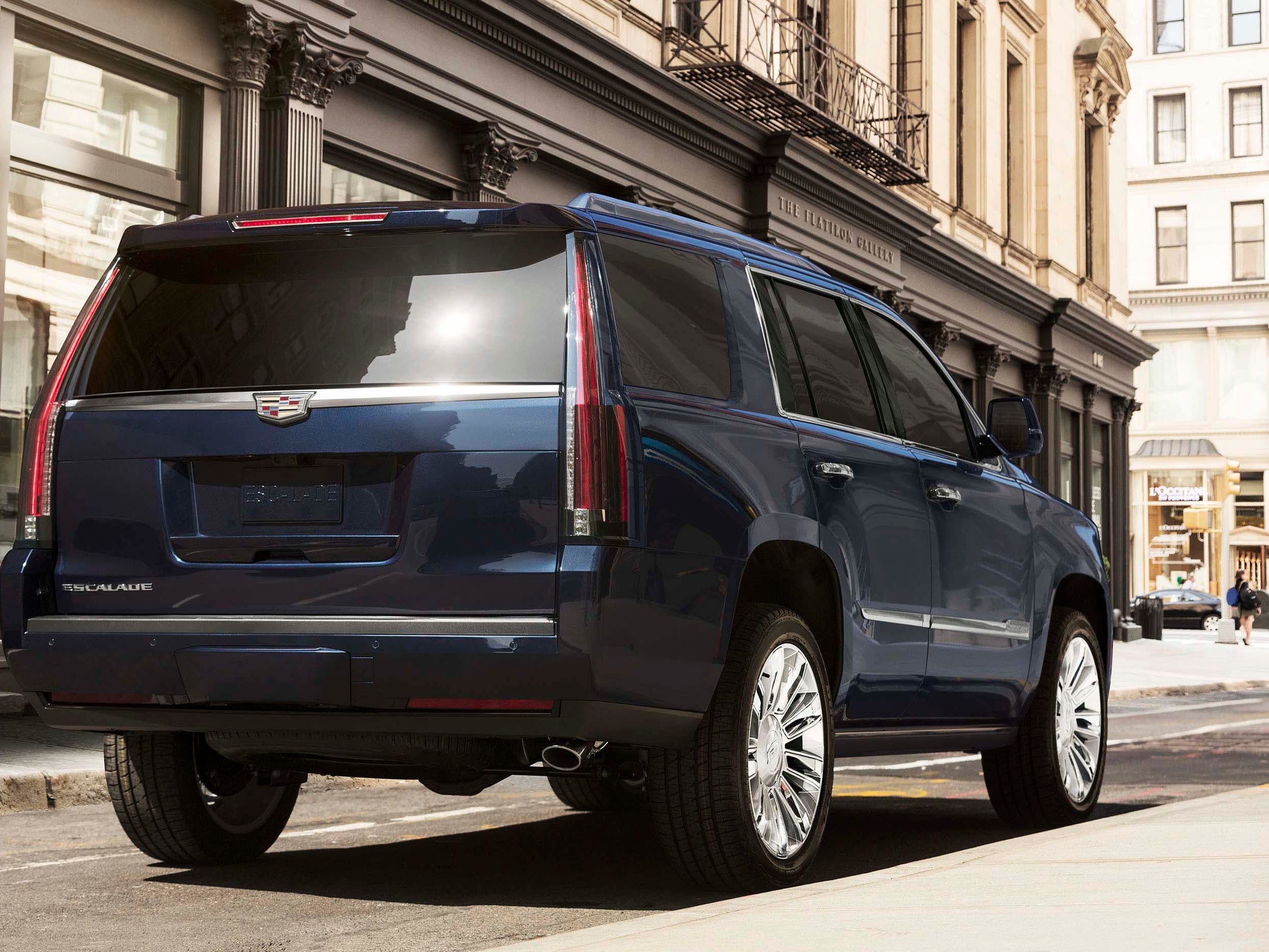 The Cadillac Escalade has evolved over the years from celebrity accessory to a steady seller in the large, family SUV segment with 20,000 in annual sales.