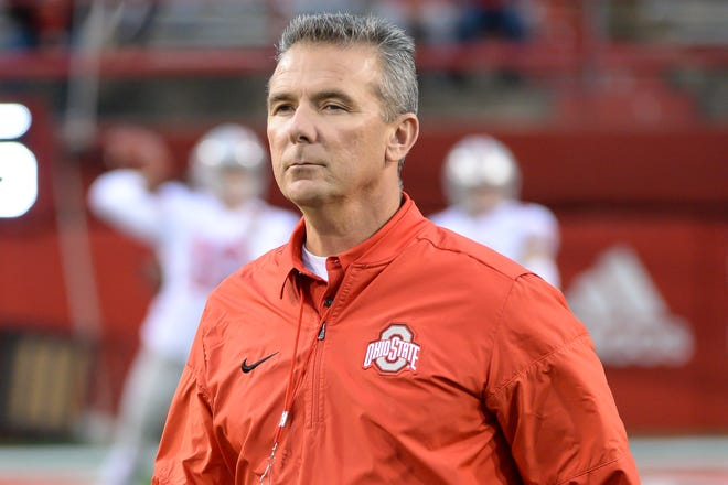 Ohio State head coach Urban Meyer will begin the season serving a three-game suspension related to an investigation into the behavior of former assistant coach Zach Smith.