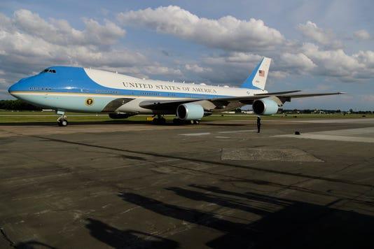 6 Trump Air Force One