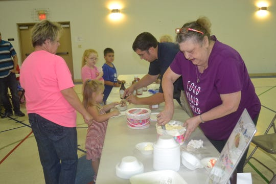 Fremont Alliance Church kicked off the Awana year with an ice cream social. The national Awana program is also offered locally at Harvest Baptist Temple in Clyde.