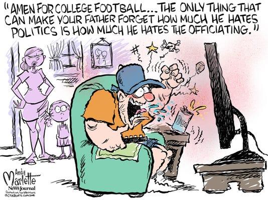2018 08 31 College Football