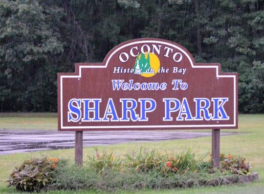 Sharp Park in Oconto.