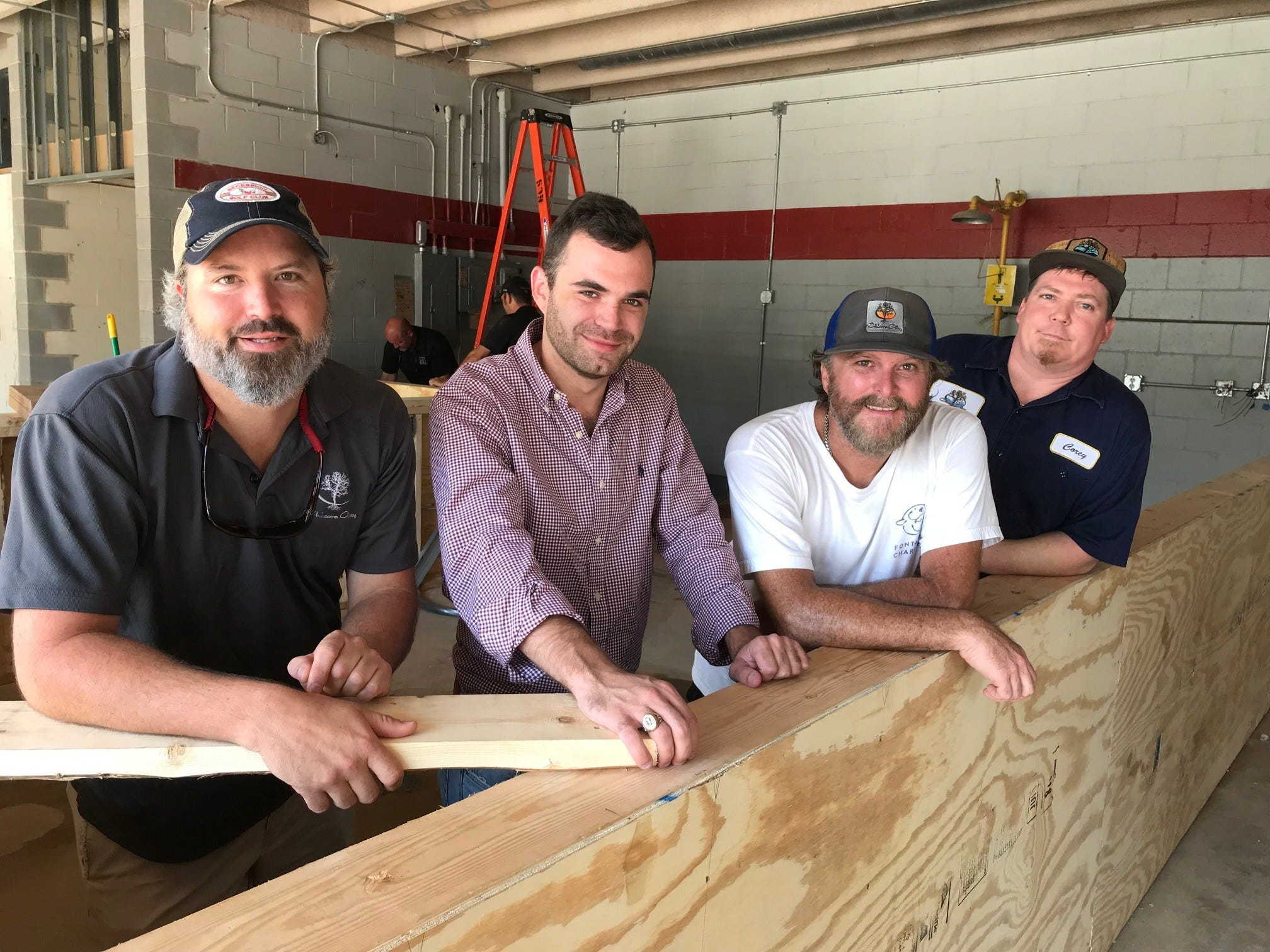Image of: Elderly Chicora Alley Tr Greg Gimpel Clay Hall Ben Dixon Corey Fulmar The Greenville News Greenville Restaurant Is Planning New Location In Travelers Rest