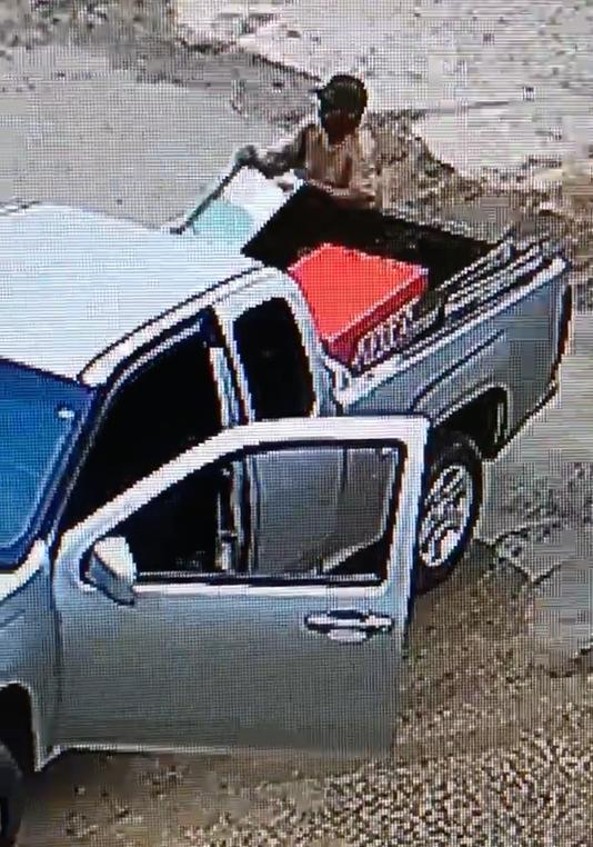 Suspect 2 Red