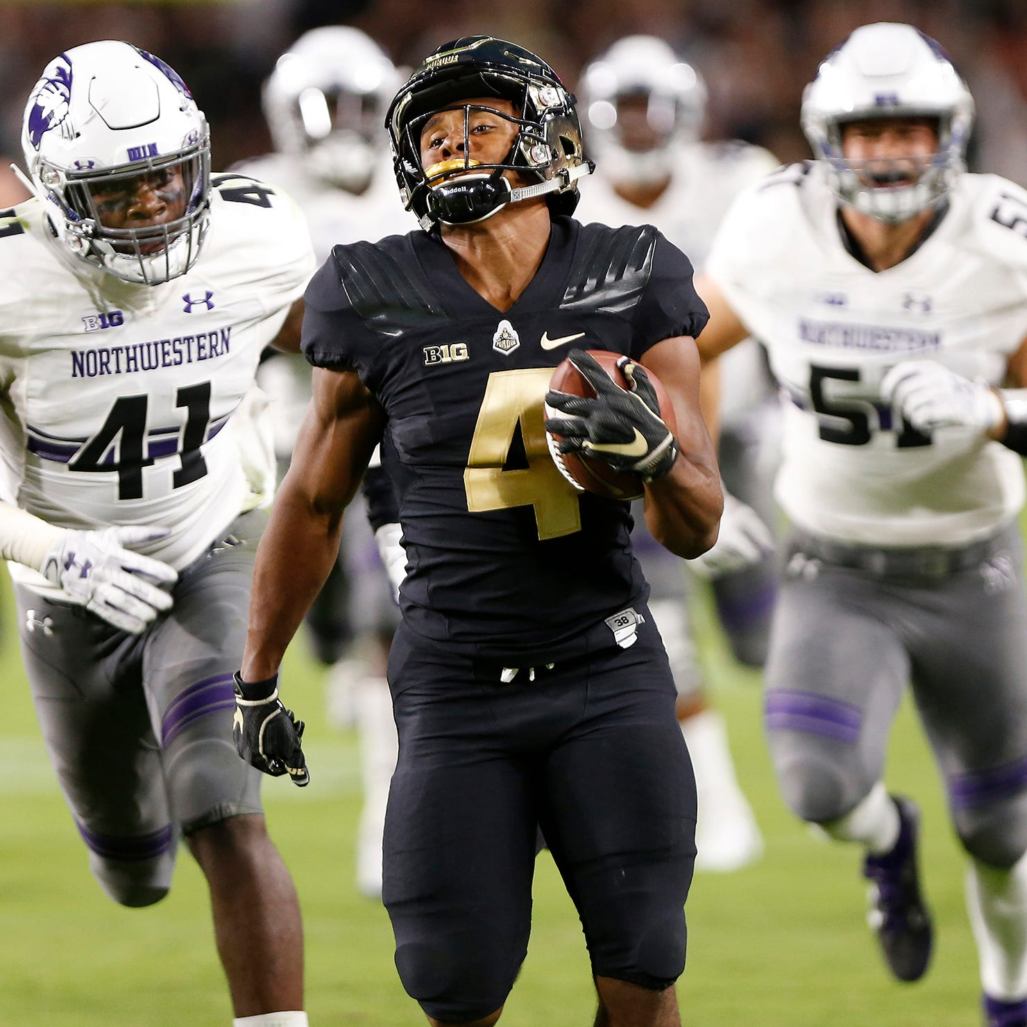 Doyel: Rondale Moore, Jeff Brohm and Purdue will become problem for the Big Ten