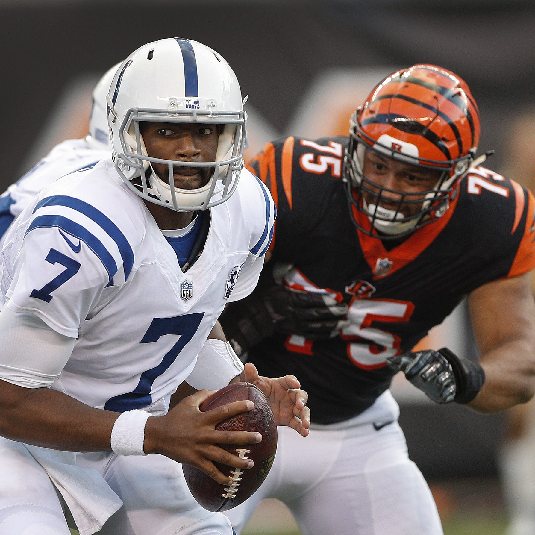 NFL releases Colts' list of preseason opponents