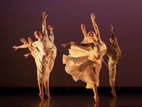 "Appalachian Ballet will perform ""Bluejeans Ballet & the Blues"""