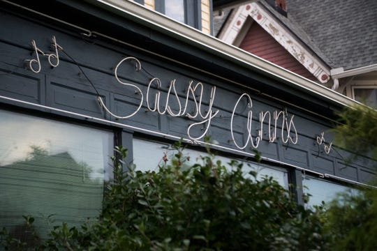Sassy Ann's, located on North Fourth Avenue Thursday, Aug. 20, 2018.