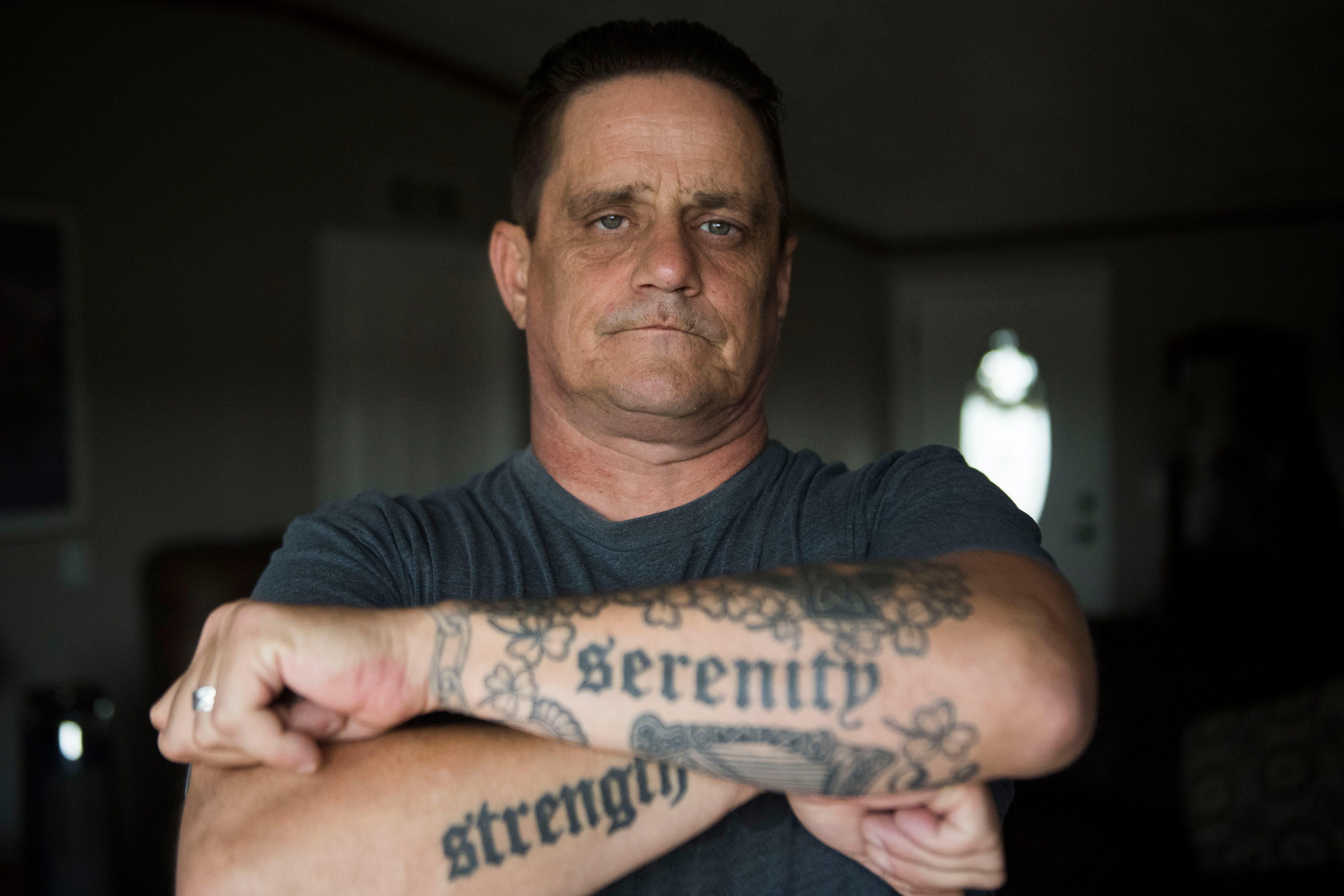 Catholic abuse victim speaks out