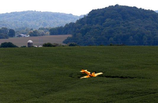 Lan Plane Crash