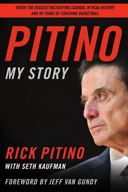 Pitino Book Cover
