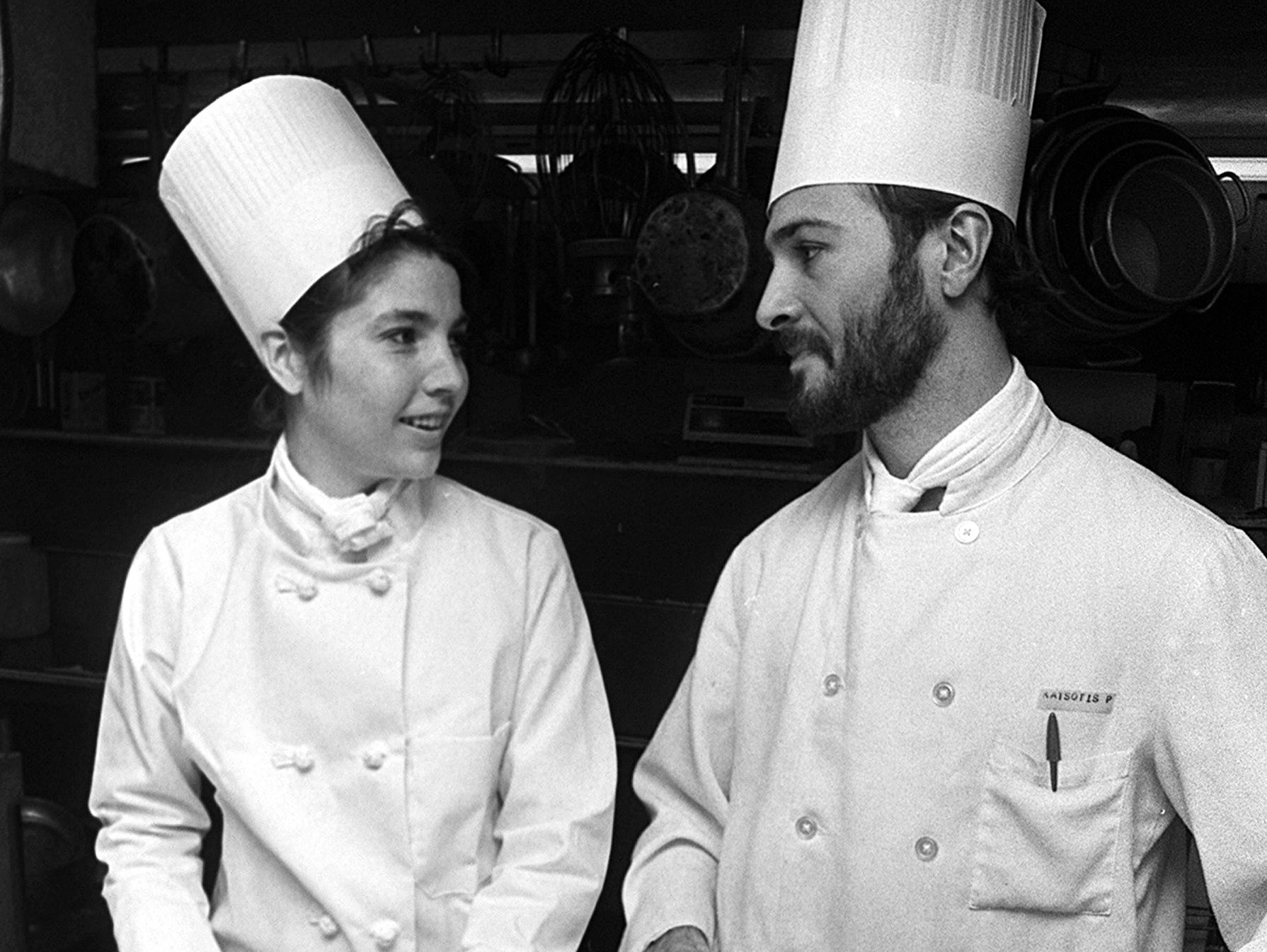 Dolores and Peter Katsotis are getting ready on Feb. 23, 1984, to prepare a table filled with seafood for the preview gala of Madonna Circle?s ninth annual Memphis Antiques Show and Sale. The event will be open to the public at the Pipkin Building in The Fairgrounds March 1-4.