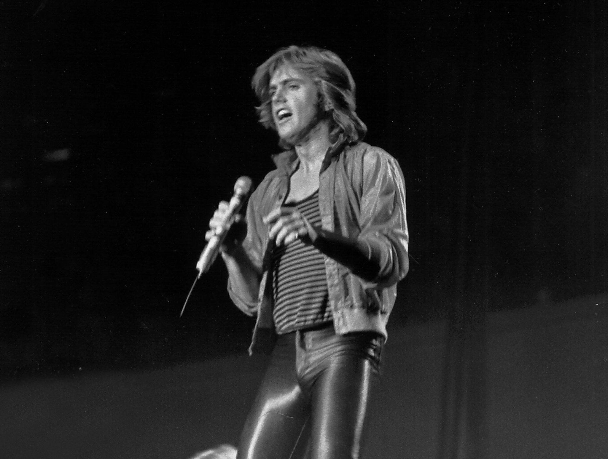 Teenage rock idol Shaun Cassidy brought an estimated 9,000 screaming fans to their feet at the Mid-South Coliseum on Aug. 7, 1979.