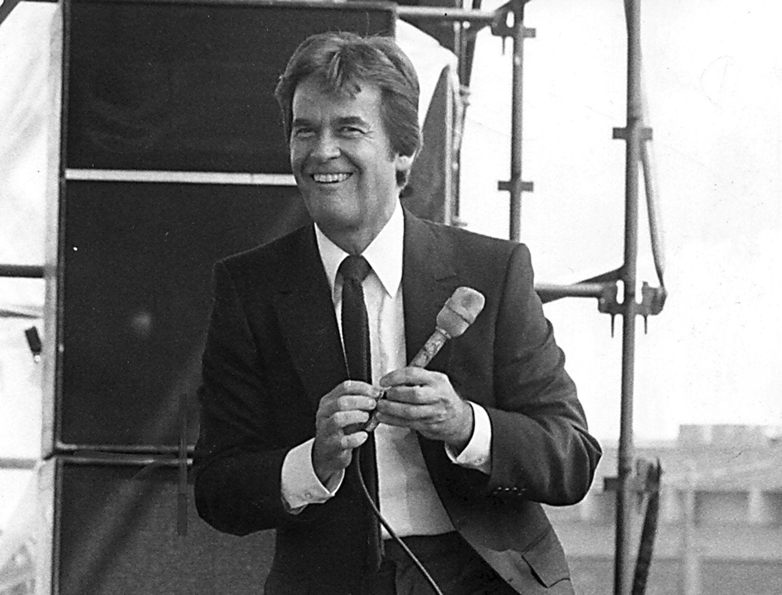 "Dick Clark, the 51-year-old who looks and sounds like a teenager, warmed up the crowd at MusicFest with some stories from the 1950's and by dancing a jig on 7 June 1981. He then gave way to Freddie Cannon, The Shirelles and The Coasters who kept things rocking. Jerry Lee Lewis was the headliner for the final day, which drew a crowd of 30,000. The ""Good Ol' Rock 'n' Roll Show"" was the featured event as the Cotton Carnival festival completed its run at the Mid-South Fairgrounds. Total attendance for the 10 days was 192,000."