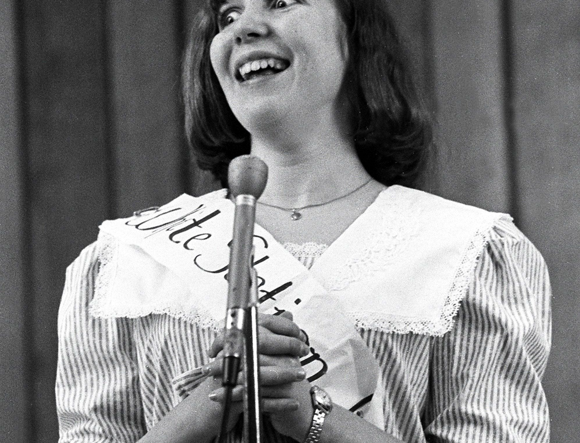 Jennifer Hurley's eyes lit up when she heard announcer Irwin Cantor say rallentando, a gradually slackening musical tempo. She quickly stepped back to the microphone and without hesitation spelled the word correctly to become the 1987 Memphis-Shelby County Spelling Bee champion on March 21, 1987.
