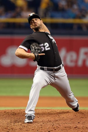 Xavier Cedeño has appeared in 33 games for the White Sox, going 2-0 with a 2.84 ERA. In 25 1/3 innings.