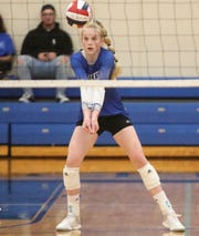 Brookfield Central freshman Mckenna Wucherer provides a versatile threat for the Lancers.