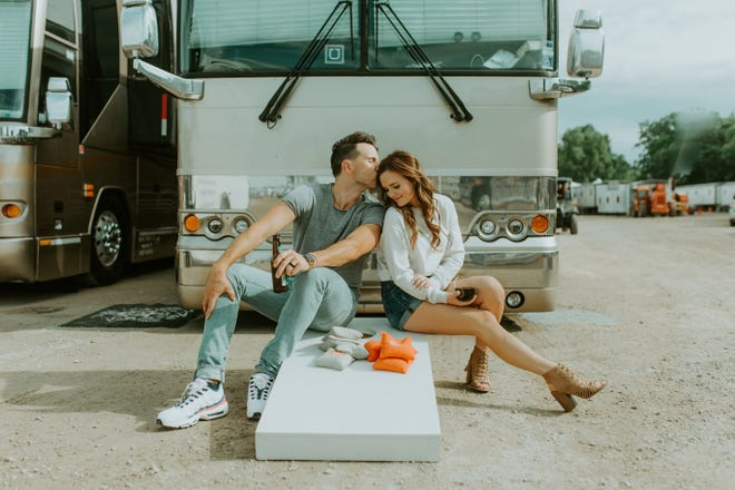 Cedarburg native Kailey Dickerson has been a critical part of her country singer husband Russell's success, from inspiring his songs to directing his music videos.