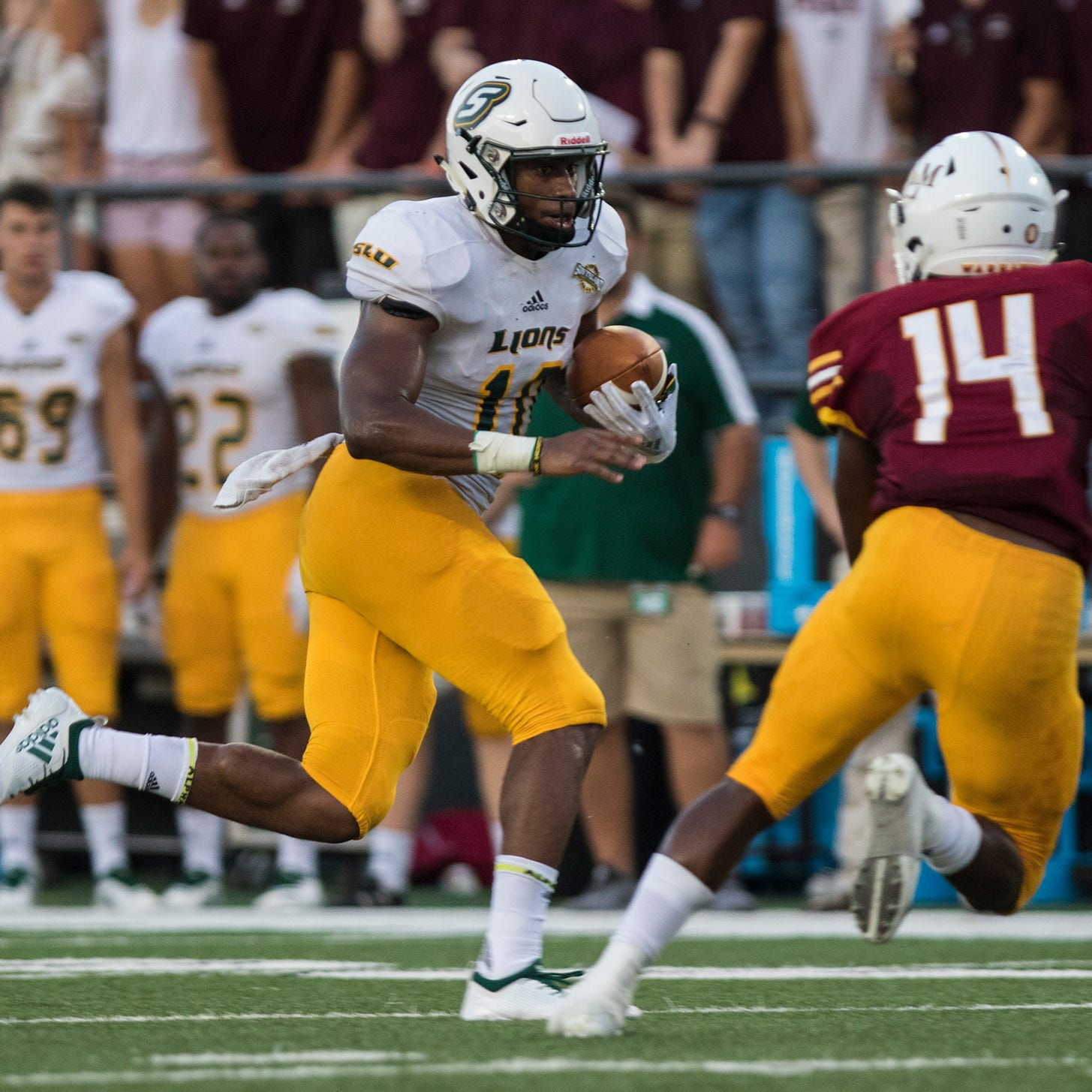 ULM's defense faces latest test at Southern Miss