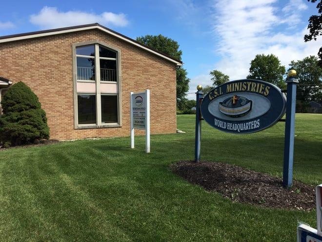 Muncie's headquarters of Christian Services International Ministries.