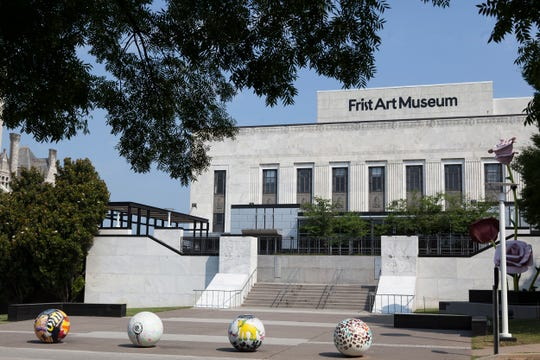 Frist Art Museum offers free admission on Mondays through December.