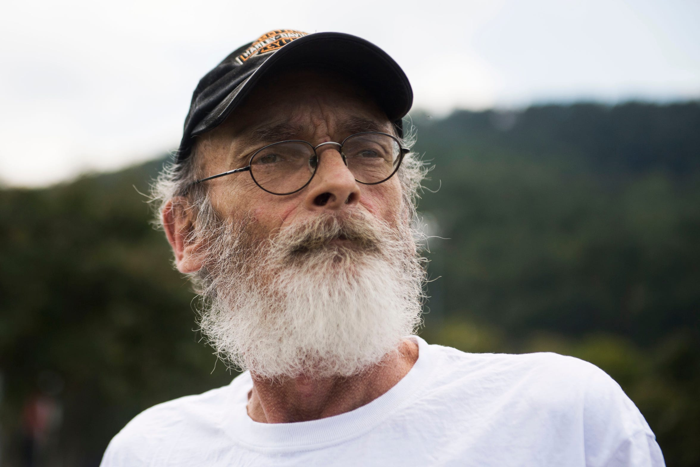 Alan Chrisman was diagnosed with stage 4 colorectal cancer over a year ago. He applied for disability but was denied based on a recommendation by a medical contractor hired by the state to review claims. He then found a lawyer to file a request for reconsideration. Another physicianexamined his file and recommended he be granted disability.
