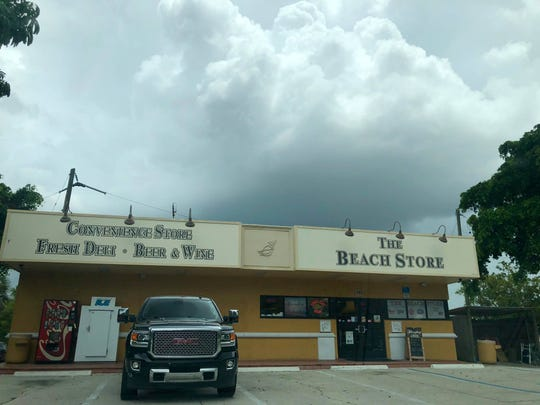 Located steps away from Vanderbilt Beach, The Beach Store's deli sandwiches are a hidden gem in North Naples.