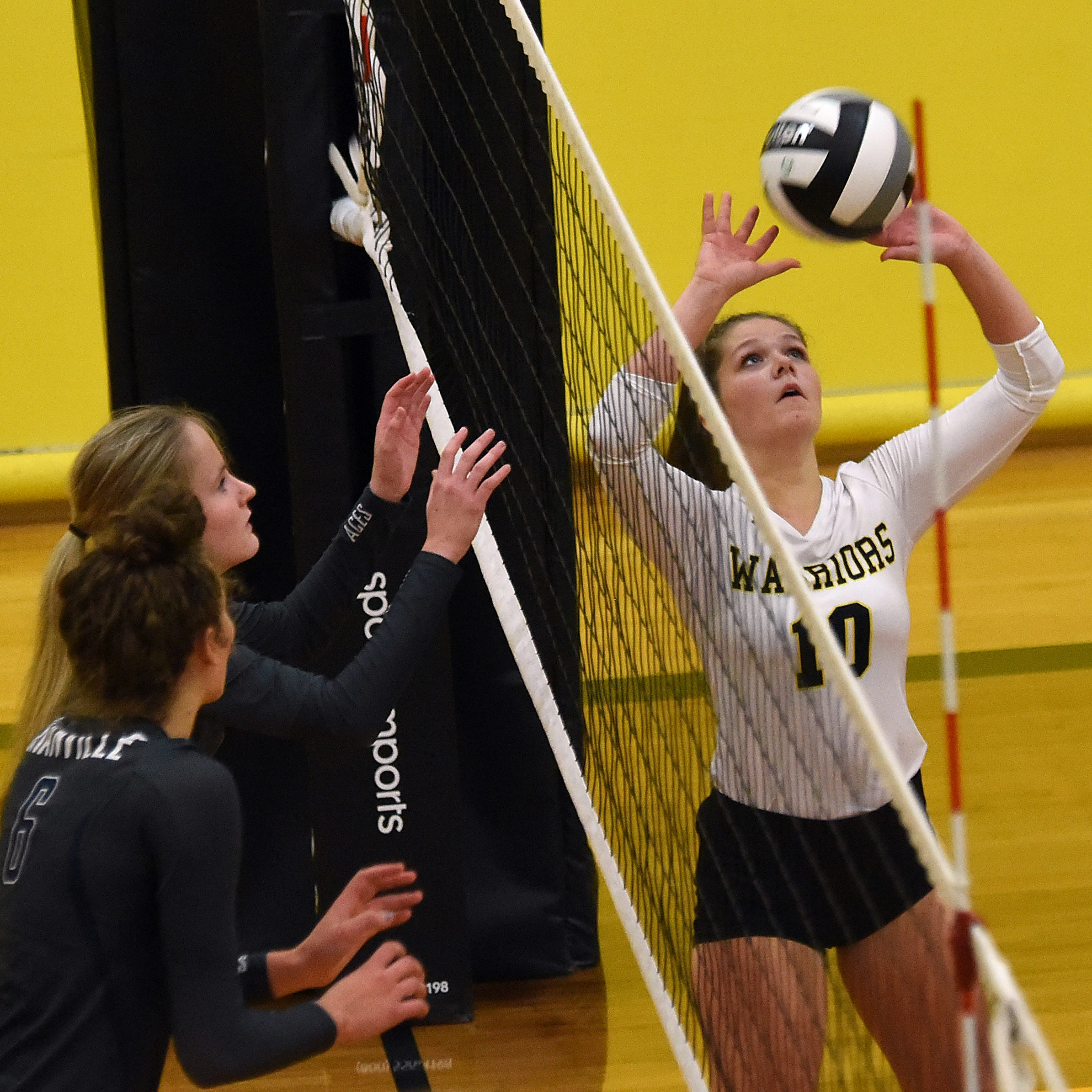 Vote for this week's top female athlete in Licking County