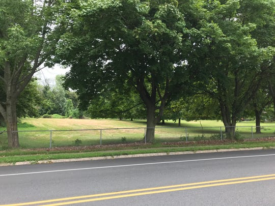Cedar Grove plans to buy City of Newark property across from the former's reservoir off Ridge Road.