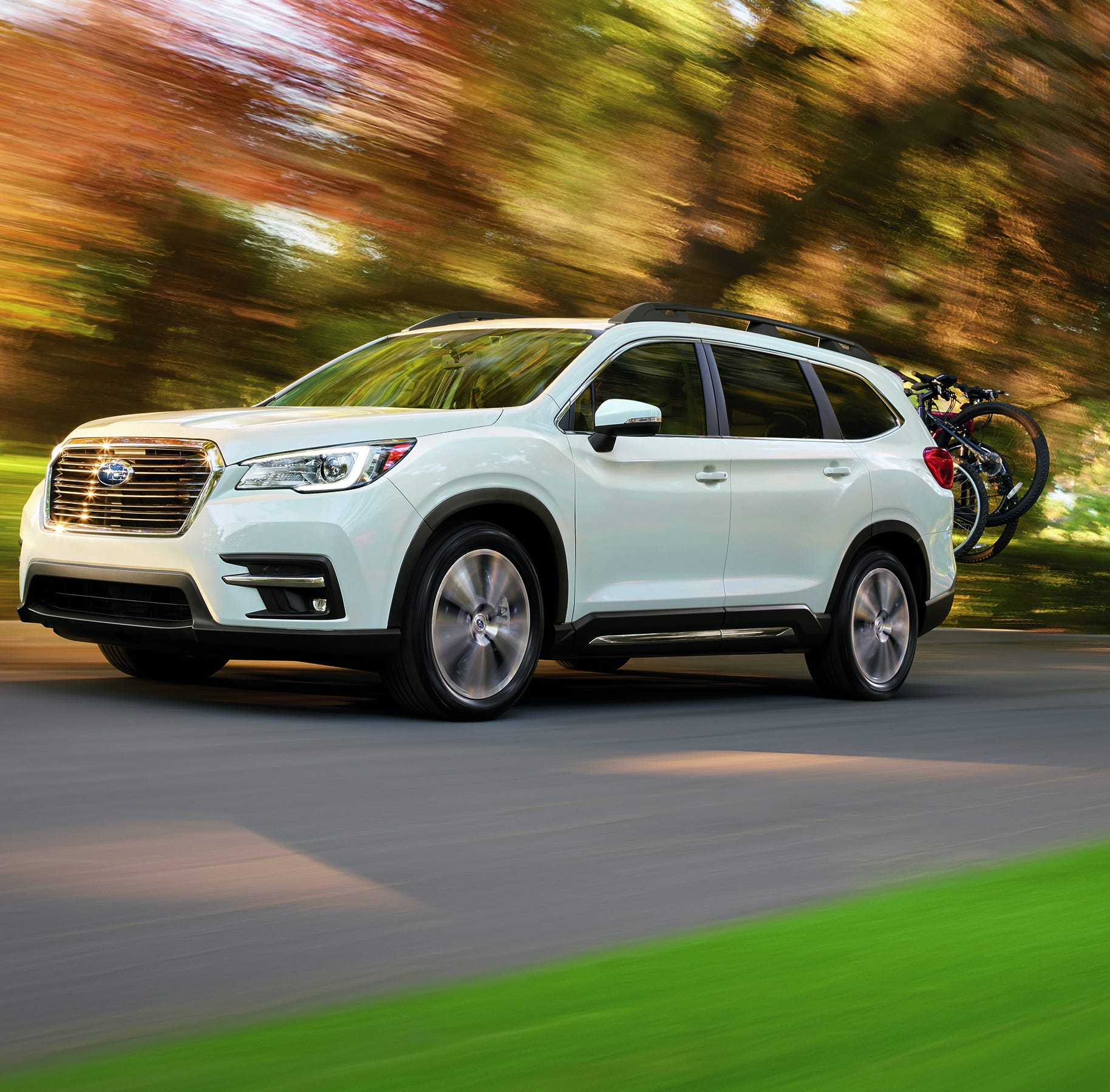 2019 Ascent Touring is a supersized Subaru