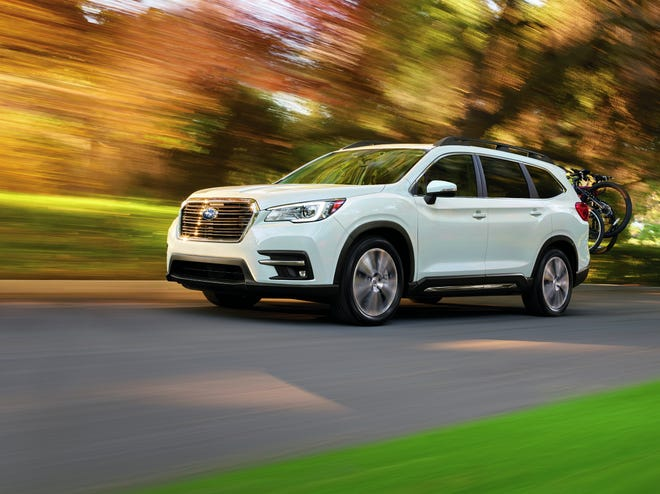 The all-new 2019 Ascent is the biggest Subaru ever built. It delivers a quality driving experience with a spacious interior, flexible seating options and a host of new safety, driver assist and in-vehicle technologies.