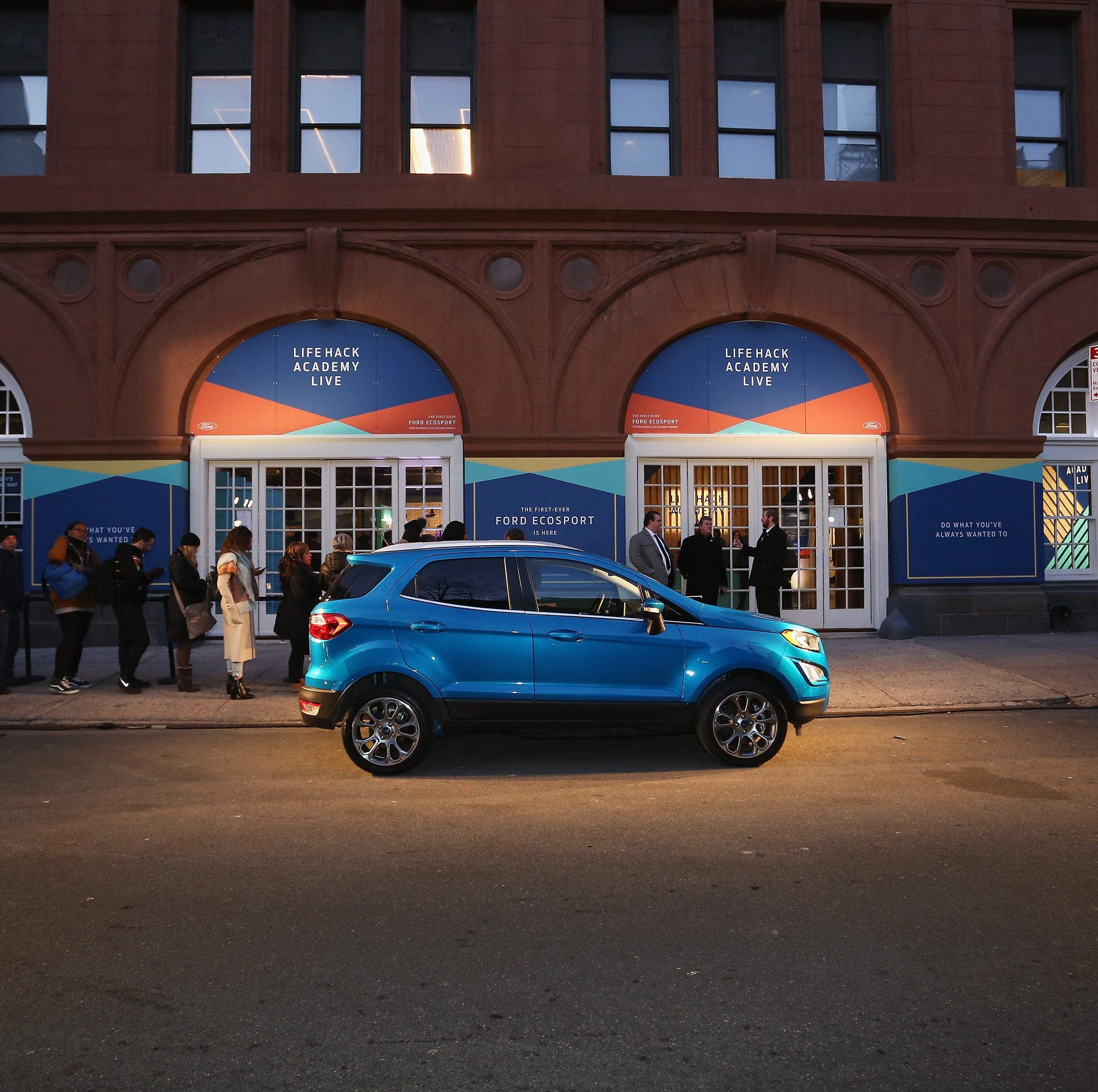 2018 Ford EcoSport is a small wonder to drive
